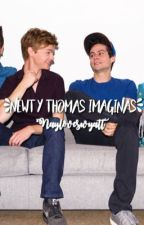 Imaginas de Newt y Thomas by NaylovesTMR