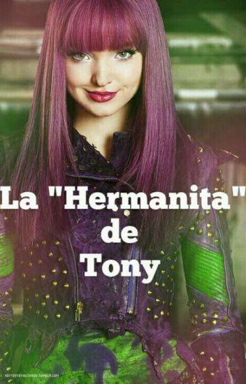 """La """"Hermanita"""" de Tony"""