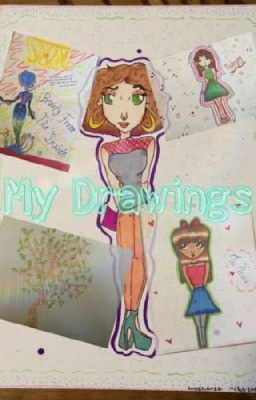 My Drawings - Oil Pastel Techniques and a Small Review - Wattpad