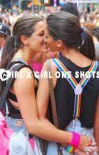 Girl x girl (lesbian) one shots/ imagines by littlelesbean