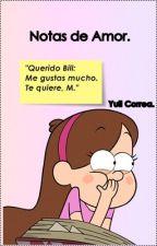Notas de Amor. (MABILL). by YuliCorrea_