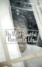 [C] The Most Beautiful Moment In Life   Seokjin   by Kimheeda