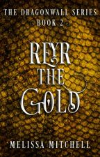 Reyr the Gold by Addicted2Dragons