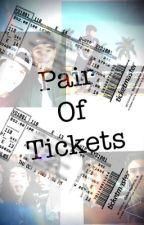 Pair of tickets.//La Banda by loydaepaz