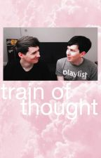 Train Of Thought ☯ lashton by pigletmichael