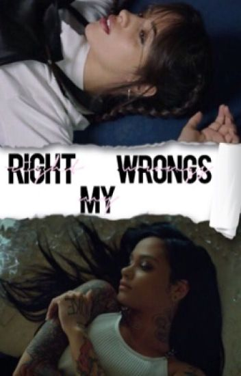 right my wrongs → camila cabello