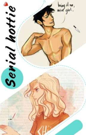 Serial hottie (percabeth) by diana2299