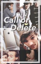 Call or Delete [l.s. au] by qualitystylinson
