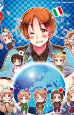 Hetalia Reacts by djwolfgirl12