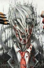 Slenderman X Male!reader by Tsukiyamashuken