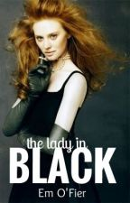 The Lady in Black by Em-OFier