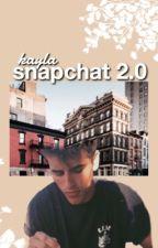 snapchat 2.0✿ jack gilinsky au by juicycameronn
