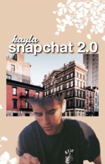 snapchat 2.0✿ jack gilinsky au