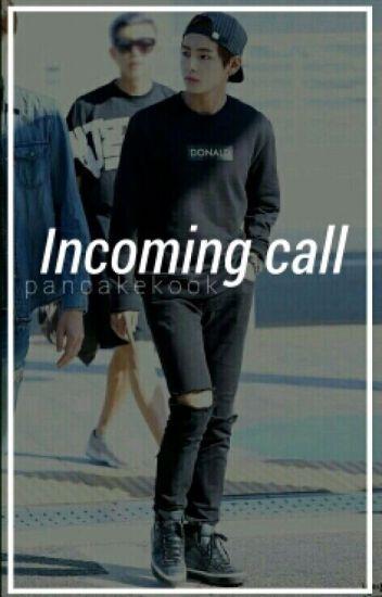 Incoming Call ✘ Taehyung
