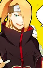 When A Painter Stops Painting (Modern Deidara Love Story ) by Edgyandfancy12