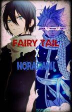 Fairy Tail X Noragami by XXYuki-DragneelXX