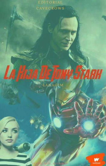 La hija de Tony Stark