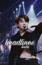 || Headlines ❦ [ · vkook · ] 남자 아기 by explicit-tae
