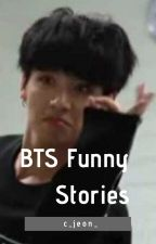 BTS funny stories by c_jeon_