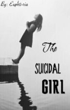 The Suicidal Girl by Euph0-ria