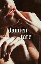 Damien Tate [ ✔ ] by oblivaite