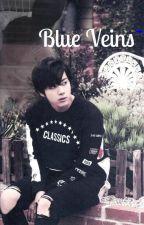 Blue Veins (Jin BTS) by JinaHyung