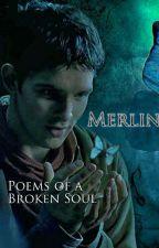 Merlin. Poems of a Broken Soul by humaniska
