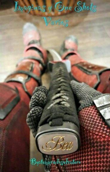 Imaginas De Distintos Super Héroes