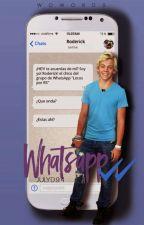 Whatsapp. Ross Lynch y Tu. (Editando) by JulyD94