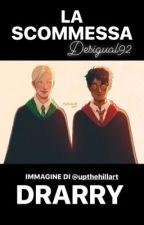 Drarry ~ La scommessa. by desigual92