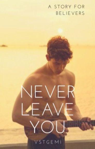 Never Leave You [S/N fanfiction] [Befejezett]