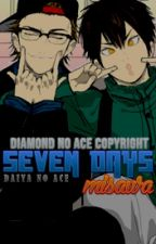 Seven days -Diamond no Ace [Misawa] by ShimizuBlack