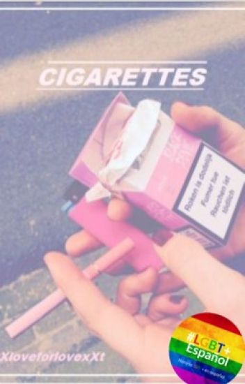 Cigarettes. Lesbian /lgbtesp/