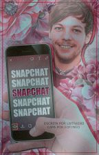 Snapchat × Larry Stylinson × by lwtnkiwi