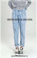 Admiradora Secreta // Ruben Doblas. by JuliannaDoblas