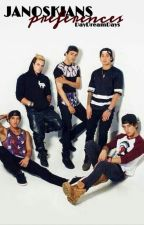 Janoskians Preferences by DayDreamDays