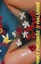 pinky promise ; halsanie  by ladevotee17
