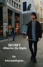 Secret - Alberico De Giglio by inlovewithgrier_