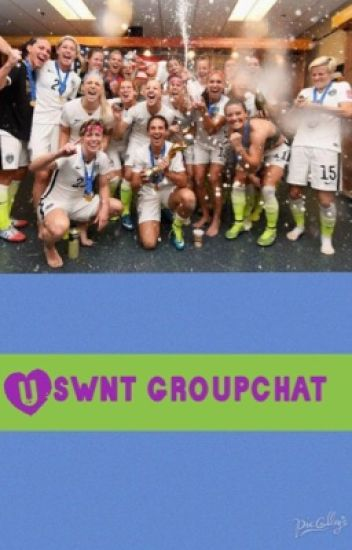 Uswnt group chat