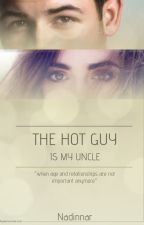 The Hot Guy Is My Uncle by keyndr_