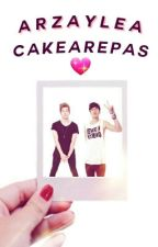 Arzaylea||Cake Hoodings by -princesslukey