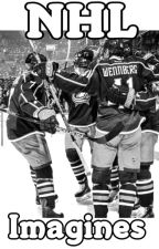 NHL Imagines by werenskiswritings