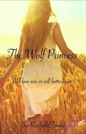 The Wolf Princess by RachelleTowne
