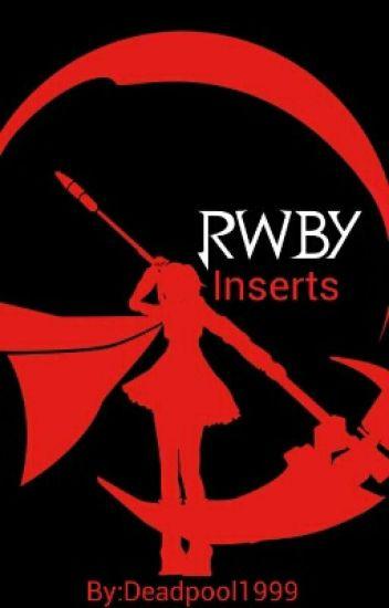RWBY inserts
