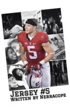 Jersey #5| Christian McCaffrey by Nerracope