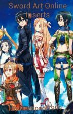 SAO inserts by WesNightshade