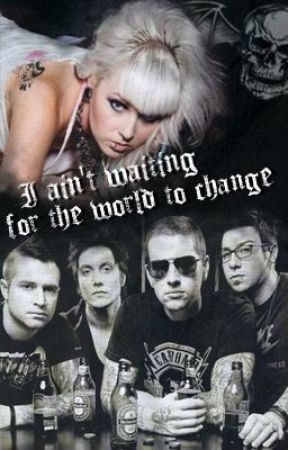 I Ain't Waiting For The World To Change by Koschka