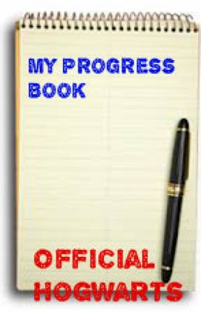 My Progress Book by Official_Hogwarts