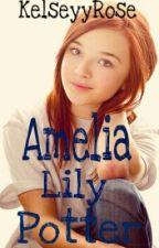 Amelia Lily Potter by KelseyyRose