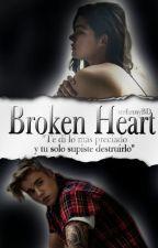 Broken Heart. -J.B by stefannyBD